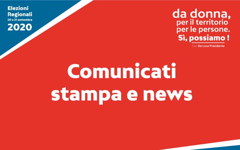 """Caserta / Provincia / Verso le Regionali 2020. Sadutto: la politica dei """"piccoli passi per migliorare il bene comune""""."""